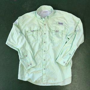 COLUMBIA PFG Fishing Shirt Medium